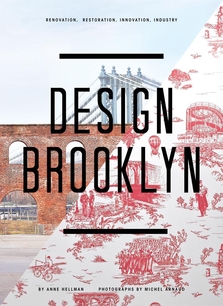 Design Brooklyn book by Anne Hellman